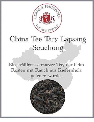 China Tee Tary Lapsang Souchong 1kg