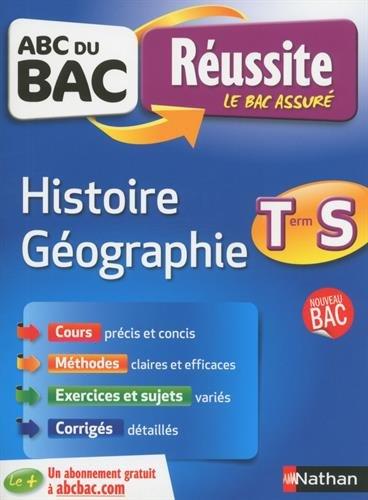 Réussite Histoire Géographie Tle S par Alain Rajot, Frédéric Fouletier, Guillaume Gicquel, Pascal Jézéquel, Collectif