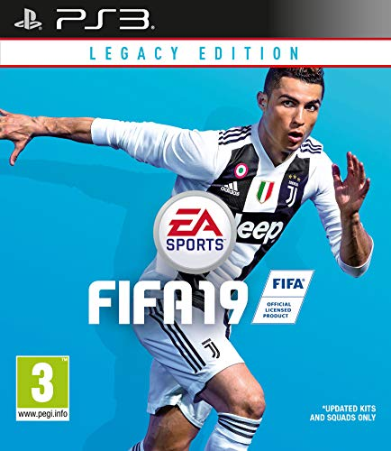 Electronic Arts Fifa 19: Legacy Edition /PS3 (1 GAMES)