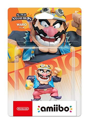 Amiibo Wario - Super Smash Bros. series Ver. [Wii U]Amiibo Wario - Super Smash Bros. series Ver. [Wii U] [Japanische Importspiele] - 2