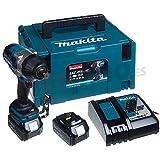Makita DTW1001RTJ accu-slagschroevendraaier 18 V/5,0 Ah, 2 accu's + oplader in MAKPAC