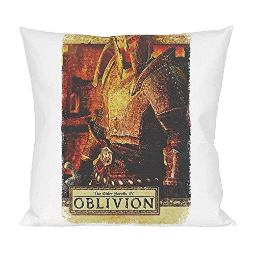 The Elder Scrolls IV Oblivion Poster Cuscino