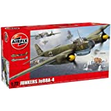 Airfix A03007 Junkers Ju-88 1:72 Scale Series 3 Plastic Model Kit
