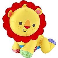 Mattel Fisher-Price DGM69 - Babyspielzeug - Krabbelspaß Löwe