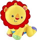 Fisher-Price Mattel DGM69 - Babyspielzeug - Krabbelspaß Löwe