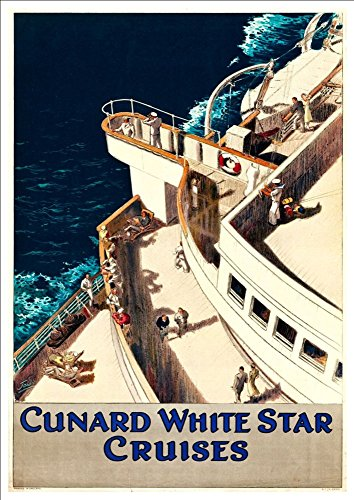 cunard-white-star-cruises-wonderful-a4-glossy-art-print-taken-from-a-rare-vintage-travel-poster