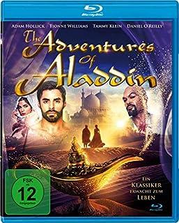 The Adventures of Aladdin [Blu-ray]