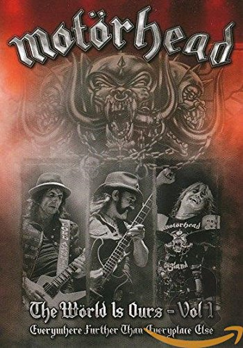 Motörhead - The Wörld is Ours, Vol. 1