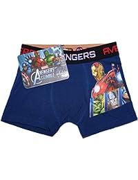 Official Marvel Avengers Assemble Boxer Shorts for Boys