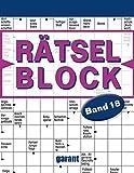 Rätselblock Band 18