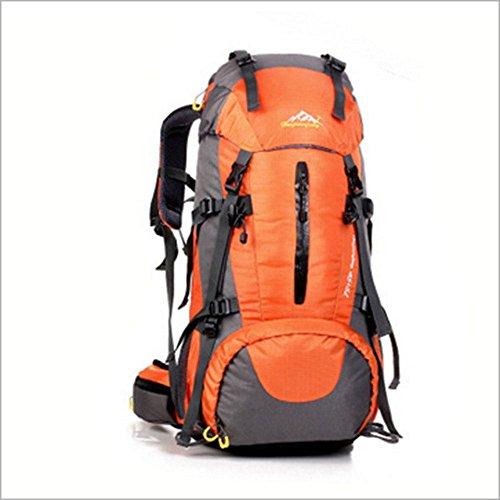 Outdoor-Paket Profi-Bergsteigen-Tasche Wander-Ausflug Camping-Tasche Großer Kapazitäts-Umhängetasche Outdoor-Rucksack 4