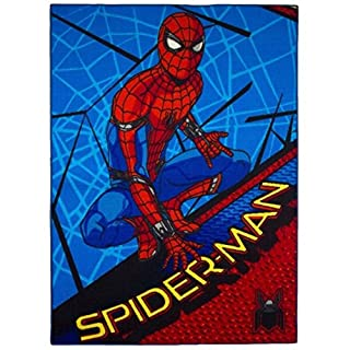Associated Weavers RSDMAGA02095133T06 Spider-Man Kinderteppich