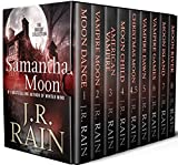 Samantha Moon: First Eight Vampire for Hire Novels, Plus One Novella (English Edition)