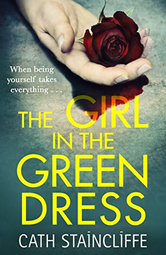 The Girl in the Green Dress Book Cover