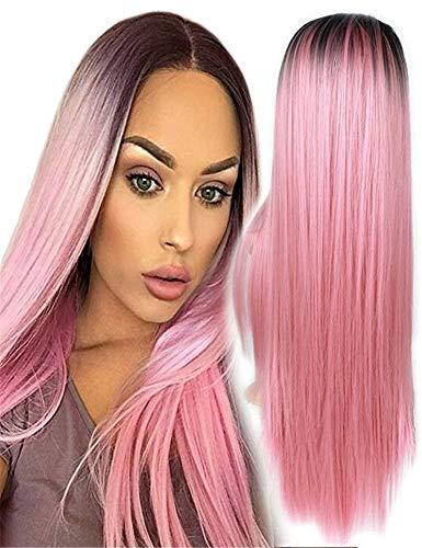 (Volle Kopf Perücke Haarteile Verschiedene Farben Schöne Form Einteilige Leichte Erweiterte Abdeckung Frau Mädchen Headwear)