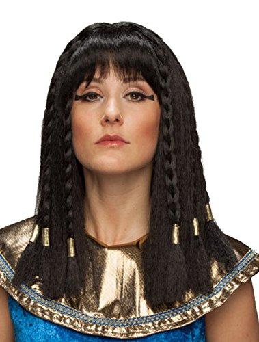Perücke Ägyptische Königin (Perücke Ägyptische)