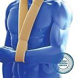 Kedley, fascia di sostegno per braccio, gomito, polso, mano e spalla, in schiuma