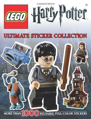 Lego Harry Potter (Ultimate Sticker Collections)