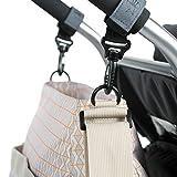 MARV Wickeltasche Shoulder Bag inklusiv Flaschenhalter, Wickelunterlage und Kinderwagenbefestigung - 6