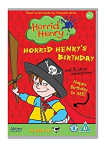 Horrid Henry's Birthday [DVD]