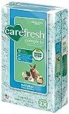 CareFresh Complete Pet Paper Bedding Natural Odor Control Dust Free Blue 23L