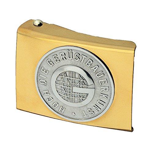 FHB Koppelschloß Gerüstbauer Freddy, gold, 87050-80-
