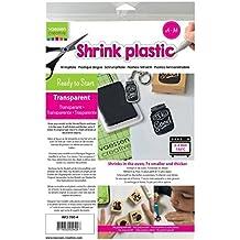 Vaessen Creative – Plástico mágico (A4, 25 Hojas), ...