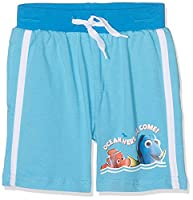 Disney Boy's Nemo Trousers, Blue, 2-3 Years (Manufacturer Size:3 Years)