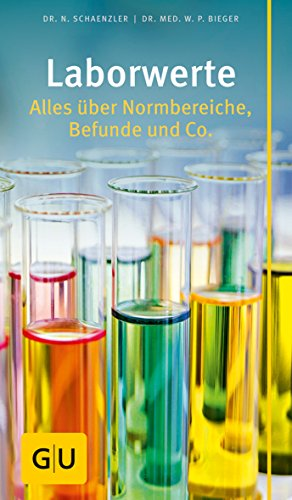 Laborwerte: Alles über Normbereiche, Befunde und Co. (GU Großer Kompass Gesundheit)