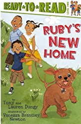 Ruby's New Home (Turtleback School & Library Binding Edition) (Ready-To-Read: Level 2) by Tony Dungy (2011-08-23)