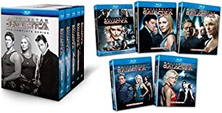 Battlestar Galactica : Complete Series [Blu-ray] [US Import] (B0036EH3U2) | Amazon price tracker / tracking, Amazon price history charts, Amazon price watches, Amazon price drop alerts