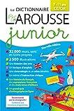 Larousse dictionnaire Junior 7/11 ans - Larousse - 07/06/2017