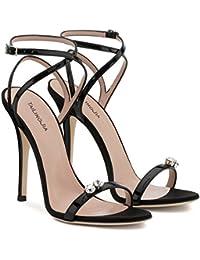 factory price fb94f 8e93a Amazon.it: 45 - Scarpe col tacco / Scarpe da donna: Scarpe e ...