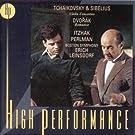 Tchaikovsky & Sibelius Violin Concertos/Dvorák: Romance