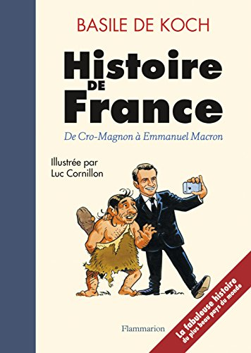 Histoire de France de Cro-Magnon a Macron