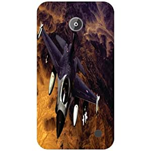 Nokia Lumia 630 Back Cover - Matte Finish Phone Cover