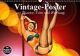 Vintage-Poster aus Theater, Film und Werbung (Wandkalender 2019 DIN A3 quer): Nostalgische Poster aus der guten alten Zeit (Geburtstagskalender, 14 Seiten ) (CALVENDO Kunst)