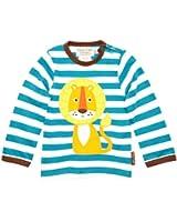 Toby Tiger Lion Patterned Boy's T-Shirt