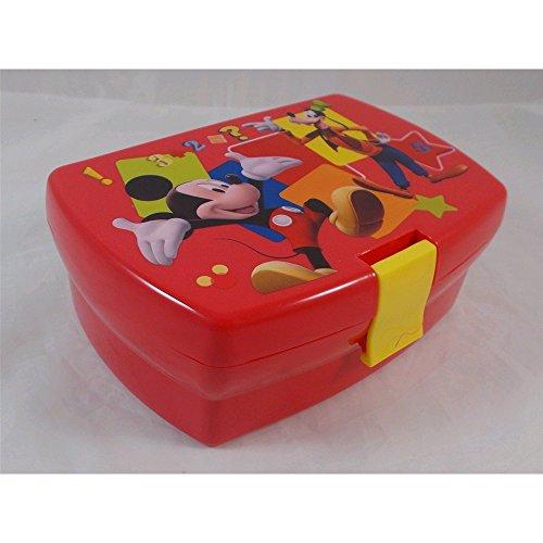 Vesperbrot DISNEY MICKEY Lunchbox 2 BINS CM. 16,5X11,5X6.5 - 39072