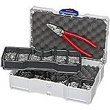 KNIPEX 97 90 05 Crimp-Sortiment für Aderendhülsen