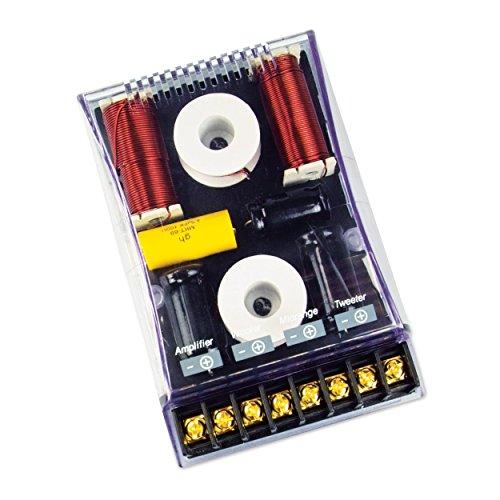 Sinuslive 3-Wege-Lautsprecher-Frequenzweiche CR345