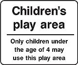 Parques e Área de Set INSTRUCCIÓN Adesivo zona di gioco per bambini