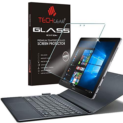TECHGEAR Galaxy Book 12 Pouces Verre, Protecteur d'Écran Original en Verre Trempé Compatible pour Samsung Galaxy Book 12 Pouces