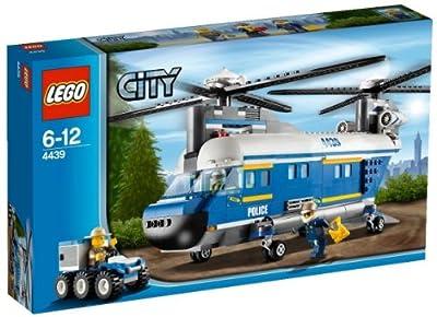 LEGO City 4439 - Helicóptero de Carga por LEGO