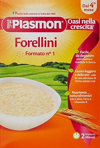 Plasmon Forellini con Calcio Ferro e Vitamine B