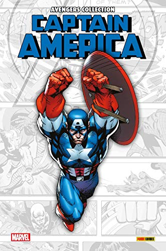 Avengers Collection: Captain America (Captain Avengers America)