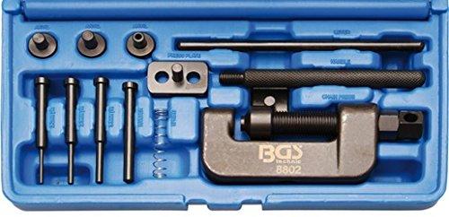 BGS technic 8802 Desmontador Y Remachador de Cadenas, 0 W, 0 V