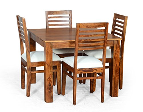 Madera Chester Four Seater Solid Wood Di Buy Online In Gibraltar At Desertcart