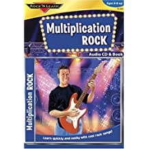 Multiplication Rock [With Book(s)] (Rock 'n Learn)