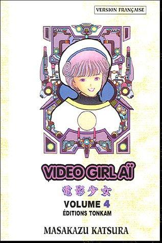 Video Girl Ai - Jump, tome 4